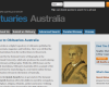 Obituaries Australia Home Page