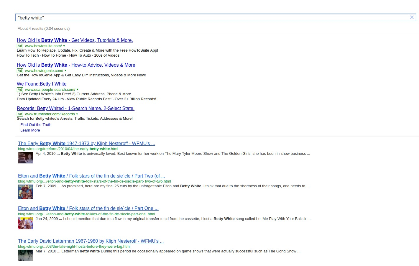 A Tour of ResearchBuzz Search Engines from Google Custom Search