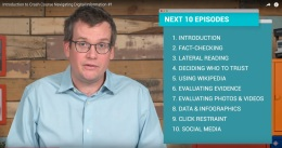 John Green's Crash Course on Navigating Digital Information