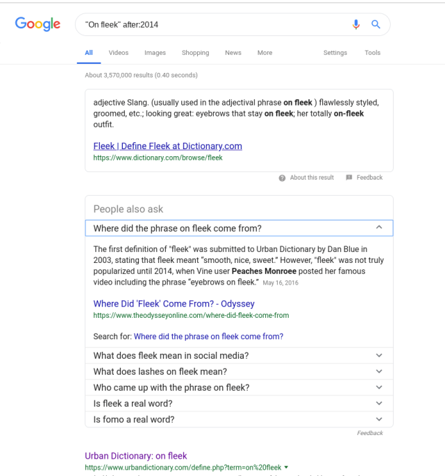 Google Adds Two New Syntax for Date Search – ResearchBuzz